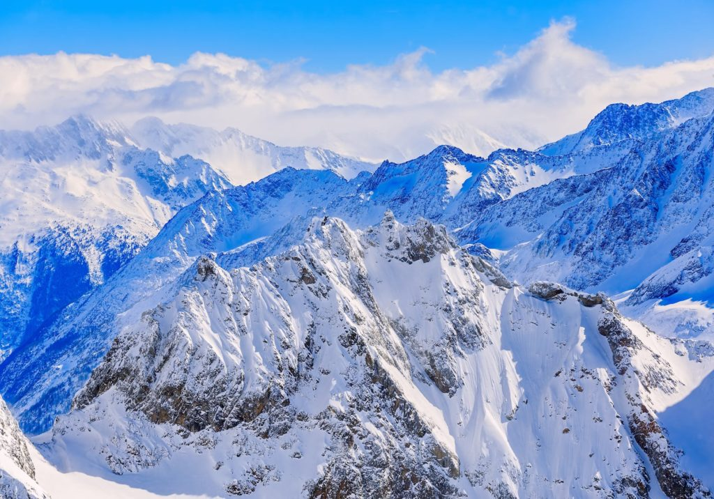 Exploring The World's Best Ski Locations