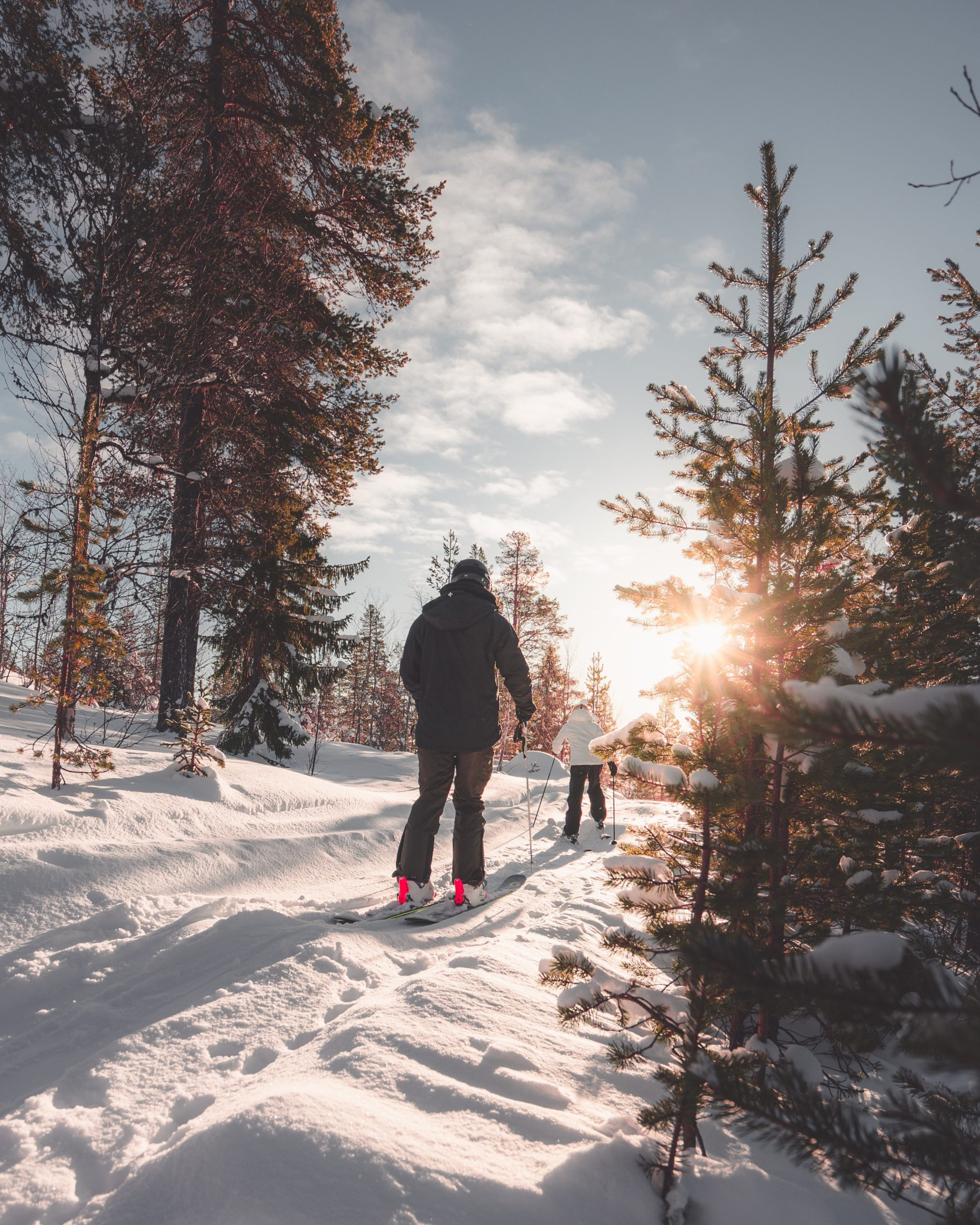 The Best Places For Skiing During Winter