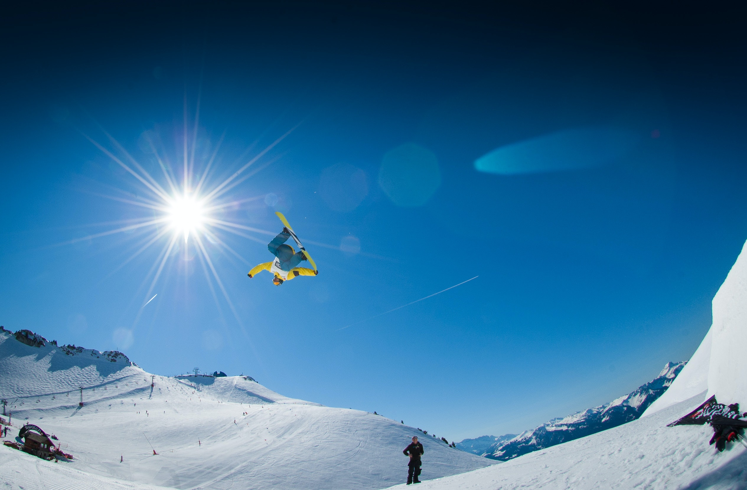 Alpine Skiing And Snowboarding: Most Popular Sports