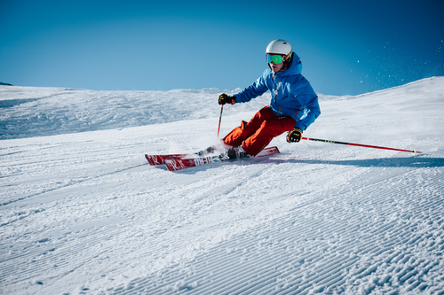 becoming a ski instructor in ski instructor academy